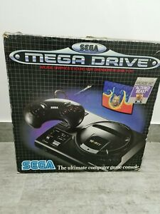 Sega Mega Drive Console boxed and Complete Altered beast limited Edition