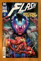 Flash 62 2019  Main Cover A  1st Appearance of Psyche  DC NM+