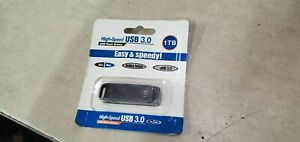 1TB Flash Drive, USB 3.0 USB Flash Drive High-Speed Factory Seald