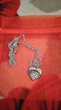 Alloy Family Heart Costume Necklaces & Pendants