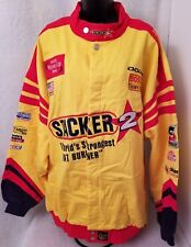 Chase Authentics Mens Womens Stacker 2 Racing Team Jacket Coat Size 3XL