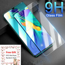 Tempered Glass Film Screen Protector For Huawei P30 Mate 20 Nova 5i Honor 9 Lite