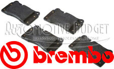 Rear Brake Pads for Ferrari California & 458 Italia with CCM Brakes - NEW