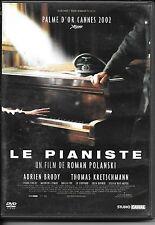 DVD ZONE 2--LE PIANISTE--POLANSKI/BRODY/KRETSCHMANN