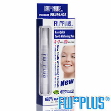 Gentle-Fast Teeth Whitening Pen•Whitening Gel Pen•Bristles Deep IN Teeth Gaps