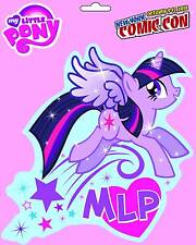 My Little Pony Large NYCC TWILIGHT SPARKLE Car Window Sticker Decal 8""