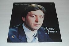 Bobby James~All I Needed Was a Miracle~Rainbow Records R-8062-LPS~Christian Xian