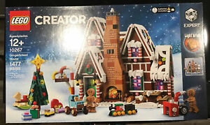 LEGO 10267, GINGERBREAD HOUSE, CHRISTMAS NEW,MIB FACTORY SEALED ~~