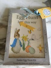 Meri Meri Beatrix Potter Peter Rabbit Easter Egg Hunt Kit