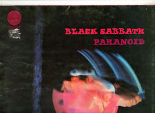 """""""RARE"""".BLACK SABBATH.PARANOID.ITALIAN ORIG 1ST PRESS """"1=2/2=1"""" LP & INN/CO/SL.G"""