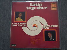 Caterina Valente & Edmundo Ros - Latin together Vinyl LP