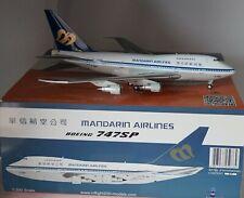Inflight 200 If747sp0514 Boeing B747sp-44 Alliance air Zs-spa en 1 200 Échelle