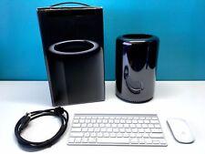 Apple Mac Pro 2013 / 8 Core / 1TB SSD / Dual D500 6GB / 64GB / Warranty / 6,1