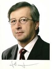 JEAN CLAUDE JUNCKER PRÉSIDENT DE LA COMMISSION EUROPÉENNE DE 2014 A 2019