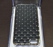 MYBAT IPhone 5 Protector Elite Fitted Case/Skin Cover Bling Rhinestone Black