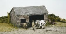Wills SS31 - Village Forge - 1/76 Scale= 00 Gauge Plastic Lineside Kit 1st Class