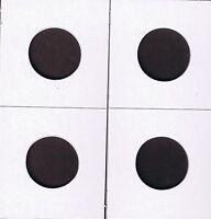 30-2x2 Cardboard MYLAR $1 DOLLAR coin protector holders