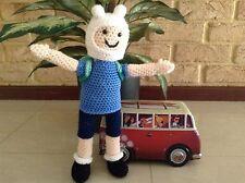 Finn the human from Adventure Time crochet PATTERN