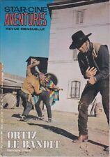 Star-Ciné Aventures N° 230/1970 - Ortiz Le Bandit, Edmund Purdom Klaus Kinski