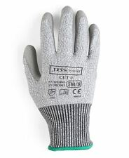 5 Pack Cut 5 Gloves Industrial Work S M L XL 2XL Protective Chef Fishing
