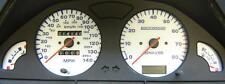 Lockwood Citroen Saxo 140MPH with Rev Counter - no Oil Gauge WHITE (B) Dial Kit