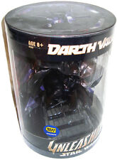 Star Wars Unleashed Darth Vader Figure MIB Best Buy Exclusive ROTS 2005 Toy RARE