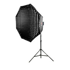Bi-Colour Daylight Tungsten Dimmable Continuous Lighting LED Softbox Kit 200W
