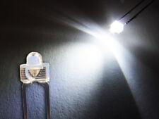 10 Stück LED 1,8mm weiß 6000mcd superhell Mini Miniatur Leuchtdioden