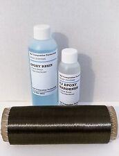 Real Carbon Fiber Uni Repair Kit for added stiffness