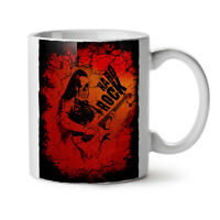 Hard Rock Guitar Music NEW White Tea Coffee Mug 11 oz | Wellcoda