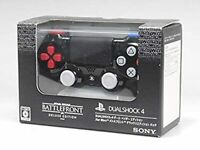 PS4 DUALSHOCK4 Controller STAR WARS Darth Vader Limited Game Pad From Japan F/S