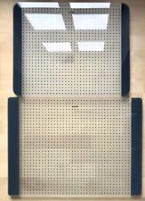2x BLANCO Schneidebrett aus Sicherheitsglas 46,6 x 34 + 40 x 32 cm, top Zustand