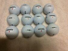 New listing 60 Pinnacle Rush Near Mint  golf balls