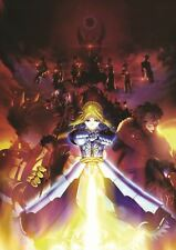 FATE ZERO SMALL POSTER ART PRINT A3 SIZE GZ1964