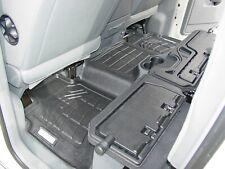 2nd Row Sure-Fit Floor Mats: 2003-2008 Dodge Ram Quad Cab 4WD