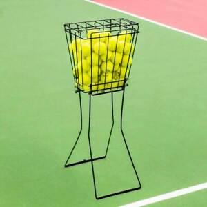 Tennis Ball Basket & Hopper [72 Ball Capacity] | **CLEARANCE PRICE**