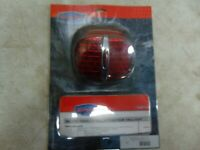 Kuryakyn Deluxe Panacea Taillight Red without License Plate Illumination PN 5421