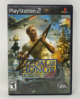 Medal of Honor: Rising Sun (Sony PlayStation 2, 2003) PS2 Complete Tested
