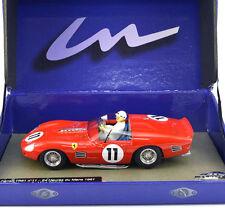 LeMans Miniatures Ferrari 250 TR61 #11 Le Mans 1961 Slot Car 1/32 132067
