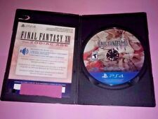 Final Fantasy XII: The Zodiac Age Game Disc with Music DLC (PlayStation 4 PS4)