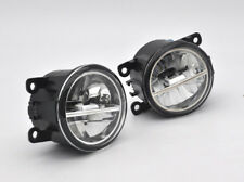 Pair 4 inch 40W Projector CREE LED Fog Lights For Ford Ranger PX MK XLT Wildtrak