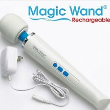 VIBRATEX  Magic Wand Rechargeable *FREE FEDEX  SHIPPING* 100% GENUINE*