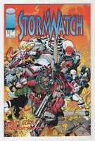 Stormwatch #1 (Mar 1993 Image) [1st Appearance] Jim Lee Brandon Choi Scott Clark
