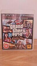 Grand THEFT AUTO: episodios de Liberty City (Sony Playstation 3, PS3, 2009)