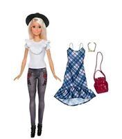 Barbie Fashionistas #83 Denim Floral Doll, Original