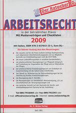 Arbeitsrecht in der betrieblichen Praxis - Dr. F.Weiss Verlag