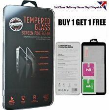 IPOD TOUCH 5TH/6TH GENERATION GENUINE TEMPERED GLASS SCREEN PROTECTOR uk