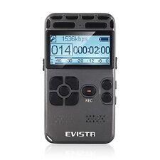 EVISTR HD Lossless Linearity Recording Digital Audio Recorder Support TF Card
