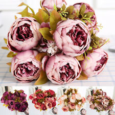 Artificial Craft Flowers In Dried Artificial Flowers Ebay