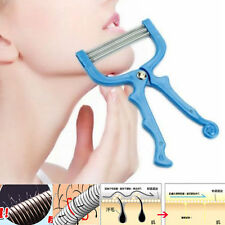 Safe Facial Hair Epilator Stainless Steel Spring  Face Hair Removal Tool